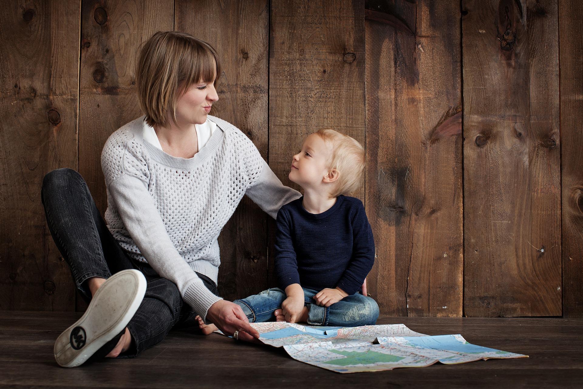 お母さんとの関係性について